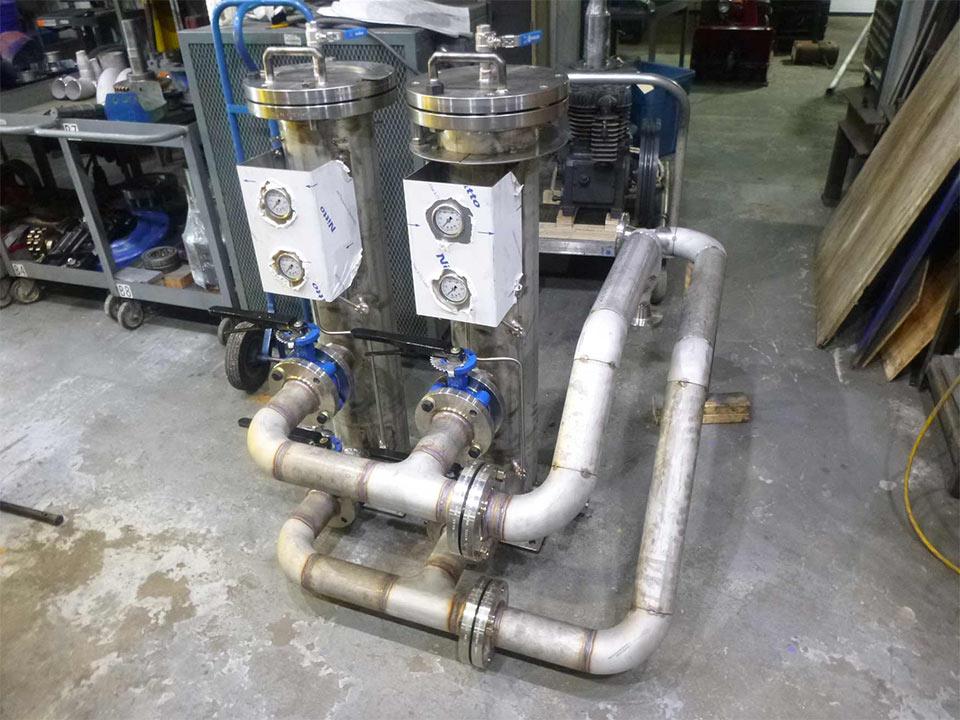 rodage-m-photo-3-cartouche-filtrante-filtre-assy-barrage-hydroelectric